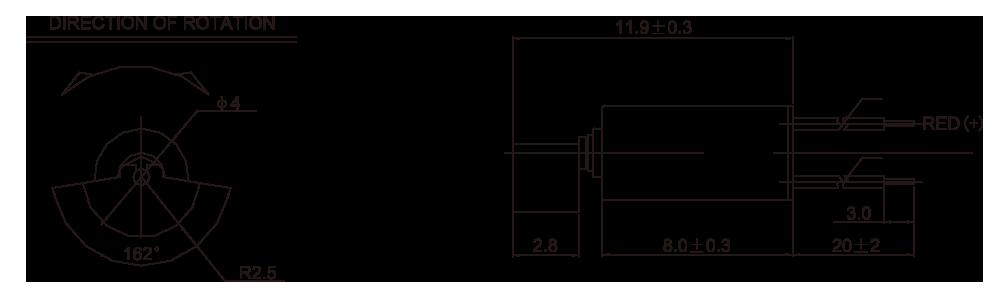Coreless-DC-Motor_HS-408-Z300-65130